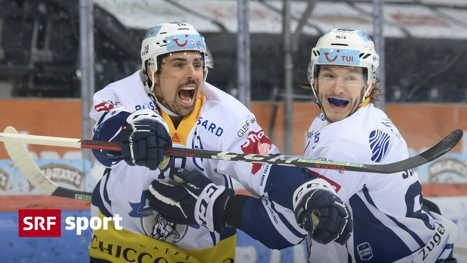 1-0 in Bern is enough - Zug wins the sixth match in the semi-final - Sport