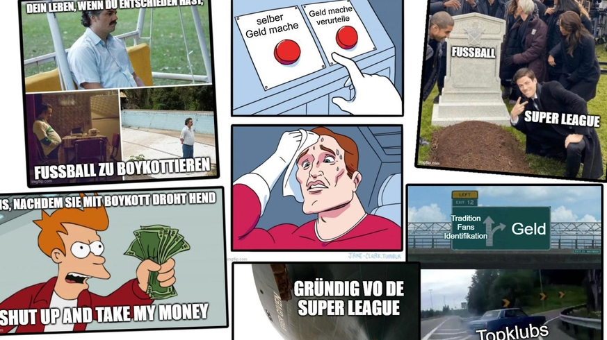 14 memes that perfectly describe the planned European Premier League