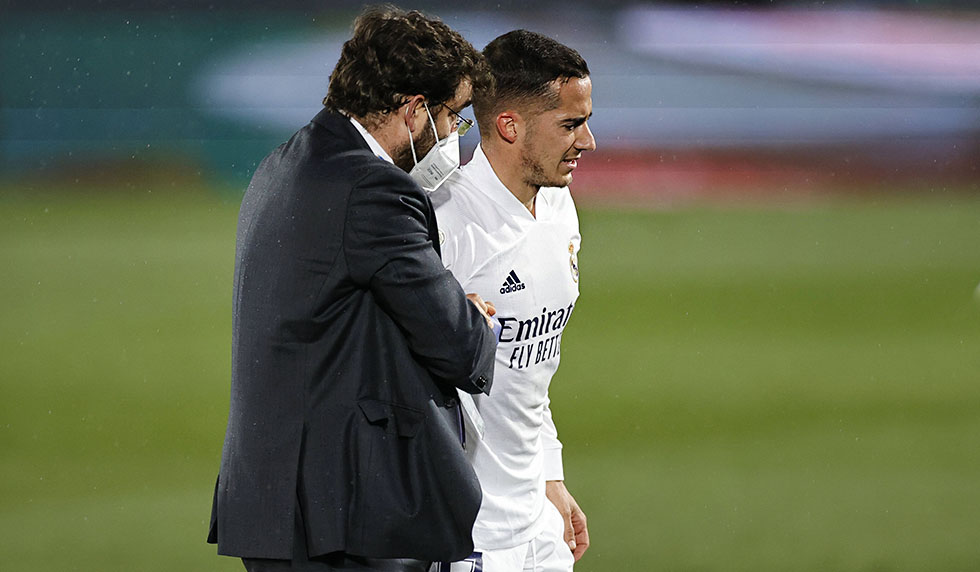 Lucas Vasquez: Early season end due to cruciate ligament tensions