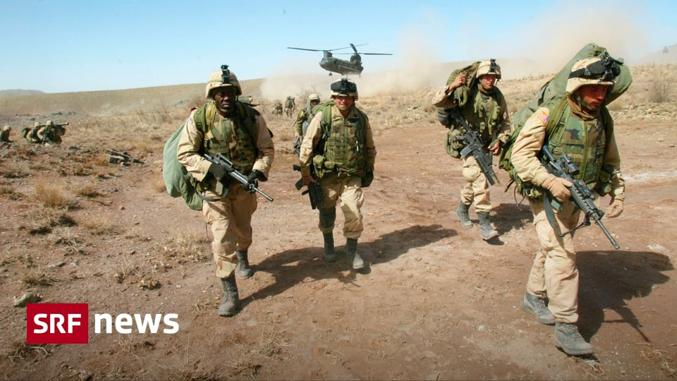US Army Withdrawal - Withdrawal from Afghanistan: Admitting Failure - News