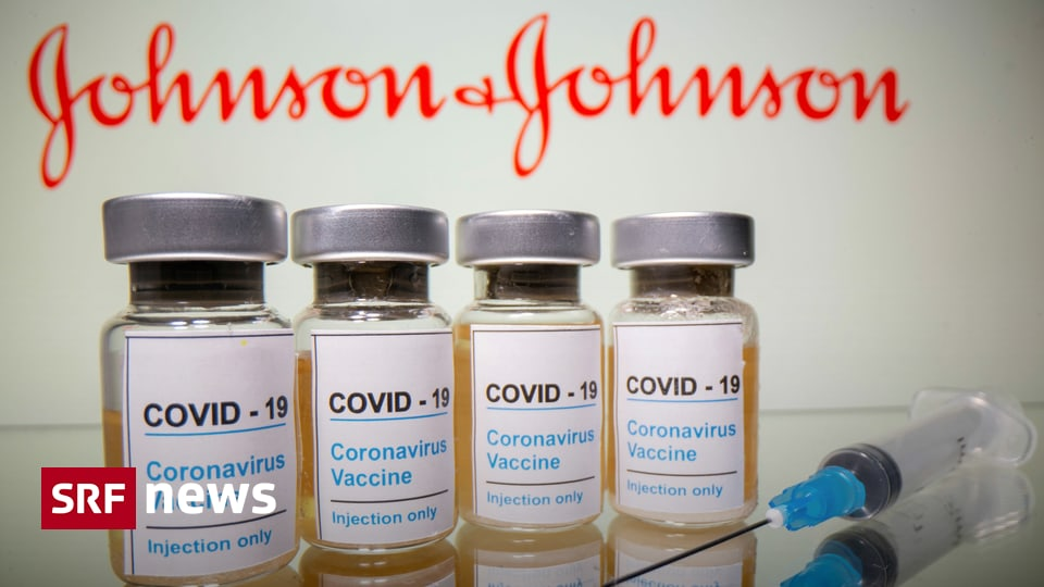 The latest news on the Corona crisis - Many European Union countries are not vaccinating Johnson & Johnson at this time - News