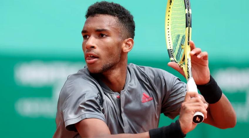 Felix Auger-Aliassime zielt auf einen Platz im Nitto ATP Finals