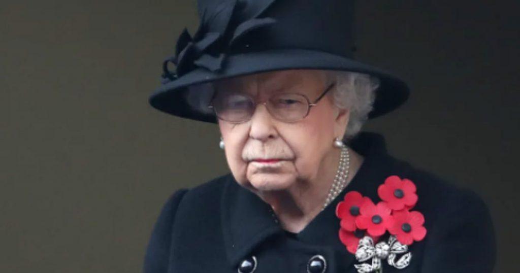 Widowed and bent over, but not broken - today the Queen is 95 years old