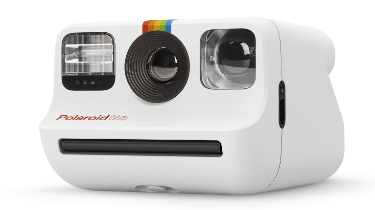 Polaroid Go: The instant camera comes in a compact format