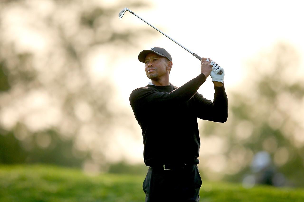 Tiger Woods (USA)
