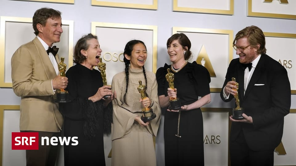 "93rd Academy Awards - ""Nomadland"" is the best movie - news"