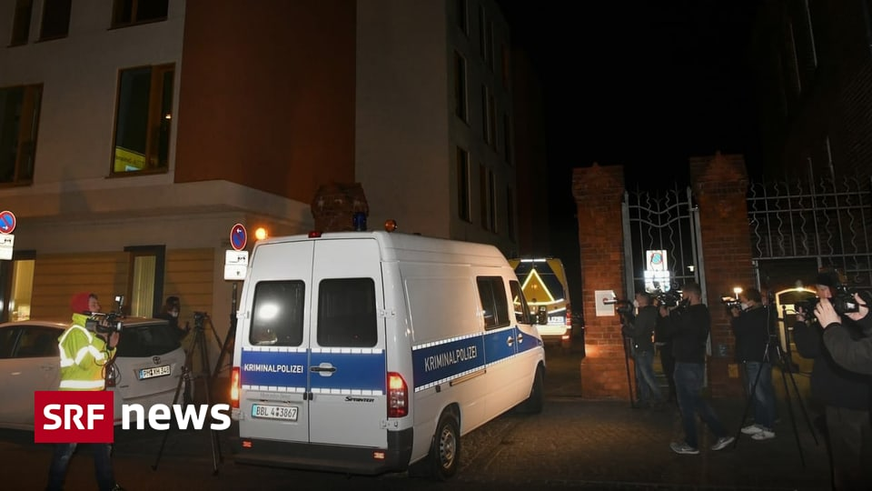 A dead body was found in Germany - four dead were discovered in a clinic - a suspected employee - news