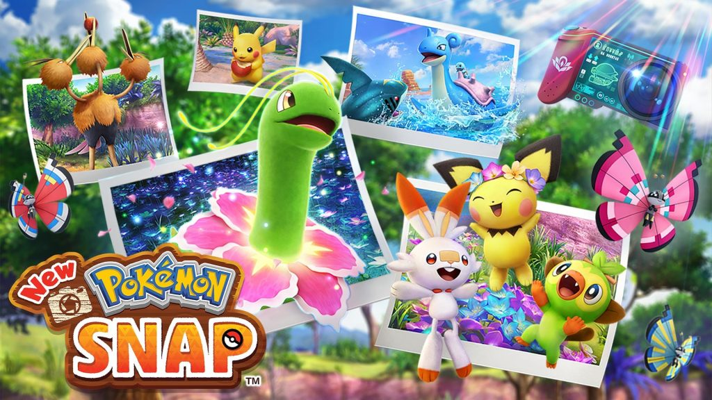 Pokemon Snap Release |  eSports.ch