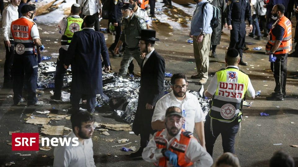 Hajj disaster - at least 44 dead in mass panic at a Jewish festival in Israel - News