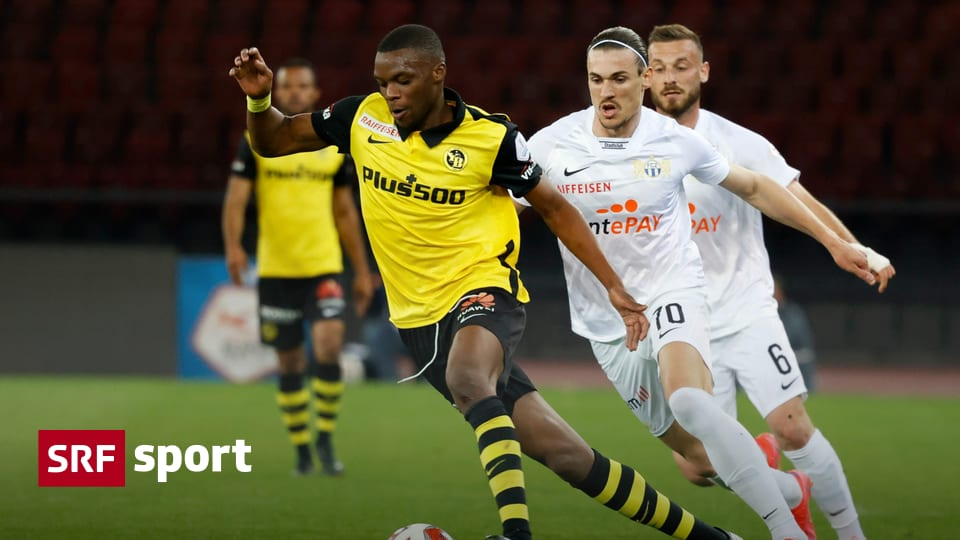 2: 1 victory close - YB makes Stängeli perfect against FCZ - sport