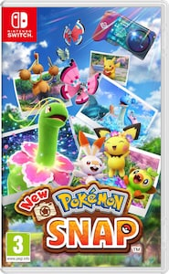 New Pokemon Snap (Switch, ML)