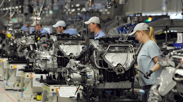 Amazon, Volkswagen, BMW: Union Free Zones in the United States - Economy