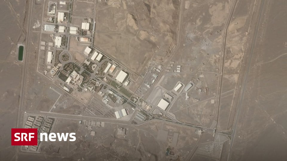 An act of sabotage - is Israel behind the attack on a nuclear facility in Iran?  - News