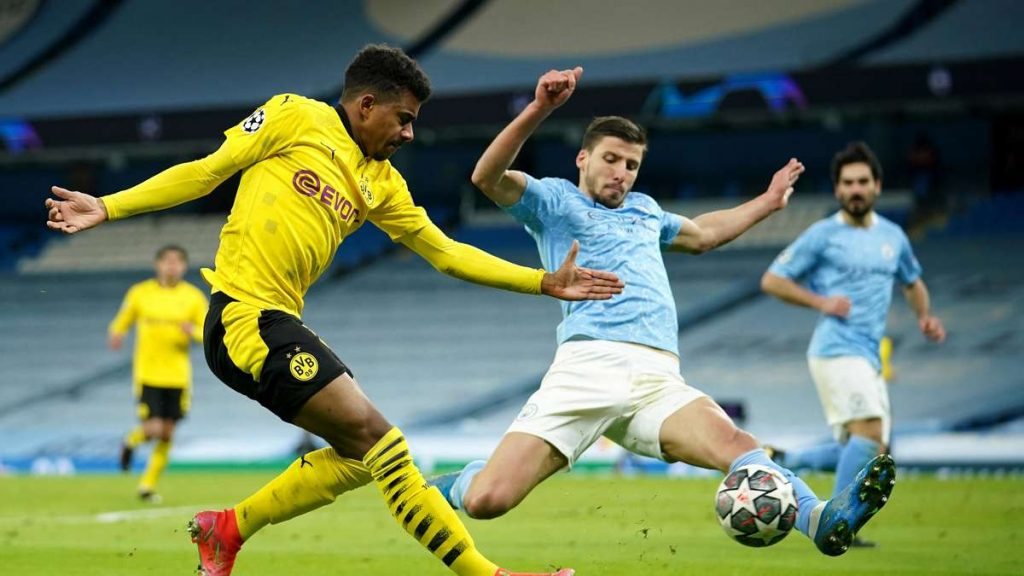 BVB - Manchester City: Live TV & Live TV - Sky or DAZN?