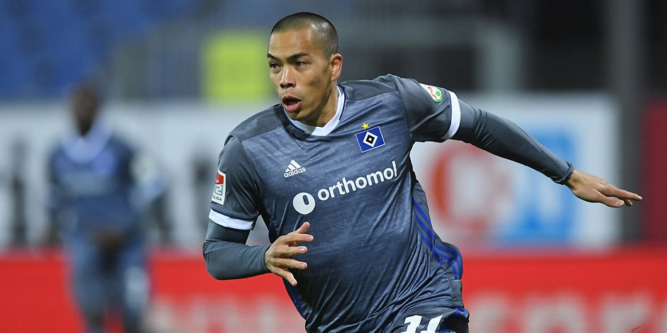 Bobby Wood leaves HSV immediately - moved to the US