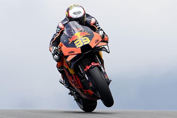 "Brad Binder (17./KTM): ""We have to face it"" / MotoGP"
