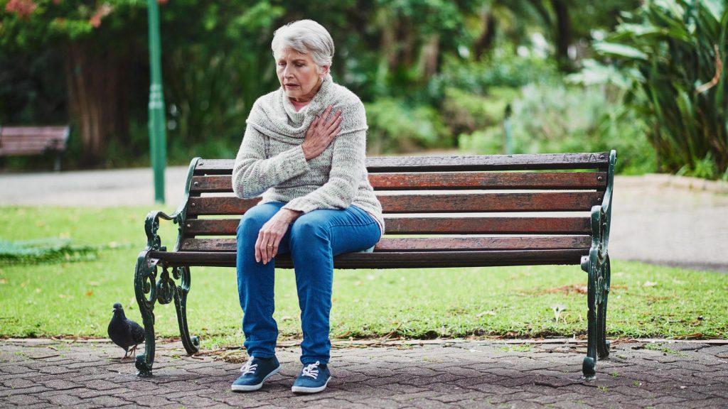 Broken heart syndrome can kill you a broken heart