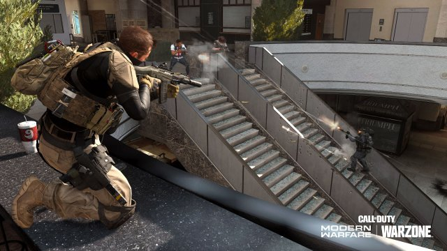 CoD: Warzone - Cheaters use a glitch to kill players from underneath the new map