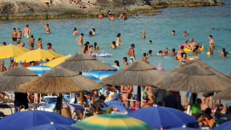 Corona virus: The Italian islands are planning a vaccination campaign against monsters