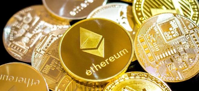 Ethereum, Monero, Bitcoin & Co.: Kryptokurse am Sonntag unter Druck