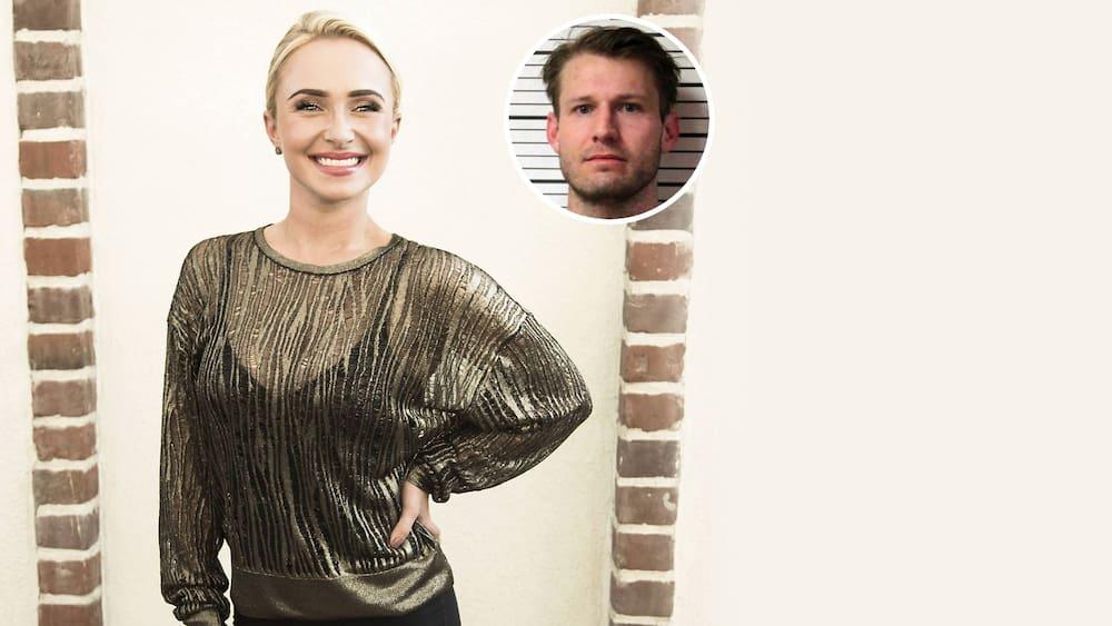 Hayden Panettiere's ex-boyfriend Brian Hickerson has been convicted
