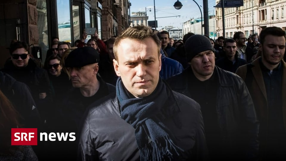 Hunger strike ends - Alexei Navalny wants to end his hunger strike - news