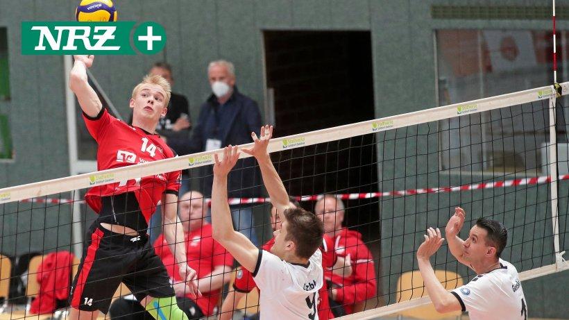 Moerser SC: Volleyball talent Fett Bills dares to adventure USA
