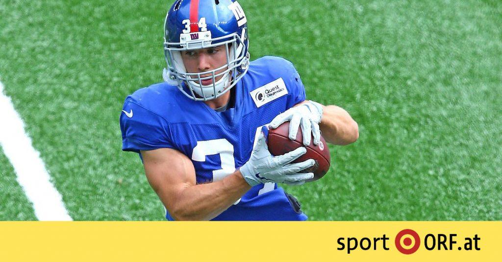 NFL: New York Giants predict Platzgomer