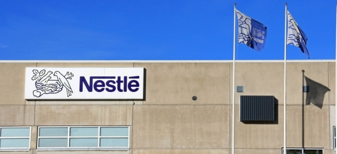Nestlé shares rise: Nestlé grows faster at the start of the year |  04/22/21