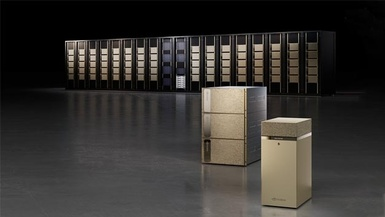 Nvidia pushes into the data center - embedded / hardware - electronic network