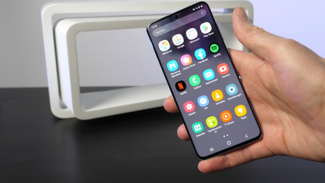 Software update for Galaxy smartphones: Samsung is introducing an important patch for Android