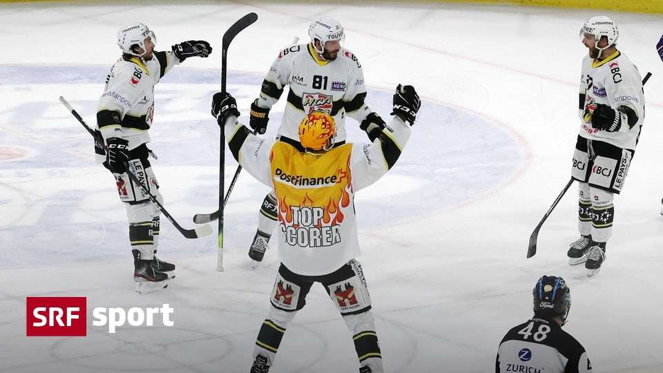 Swiss League Playoff Final - Ajoy ran the first half and still needed a victory to upgrade - Sports