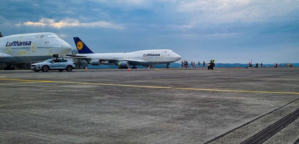 The airport reigns supreme: Lufthansa 747s are permitted to park in Twente until 2022