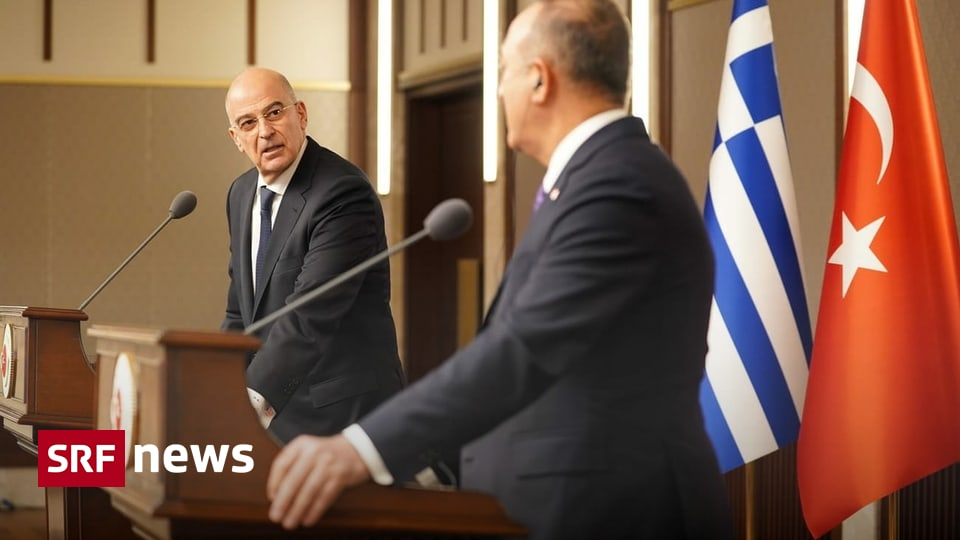 The first visit in two years - a scandal during the visit of the Greek foreign minister to Turkey - News