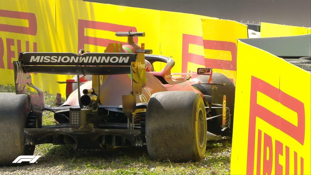 Training at Imola - Bottas before Hamilton, warning in Alpha Sauber?
