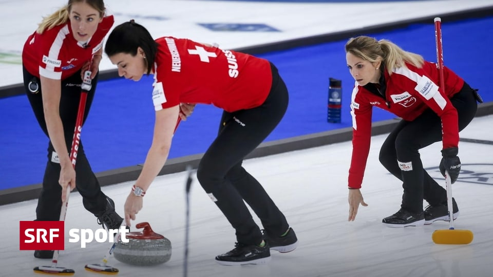 12 wins in 13 games - Ladies Curling as Direct Collective Winners in the Semi-Final - Sports