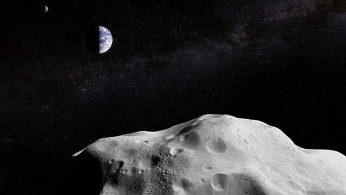 NASA: Not a dangerous asteroid on a collision course with Earth