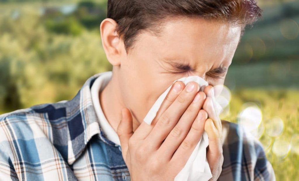 Use Vitamin D Against Hay Fever And Allergies - A Healing Practice