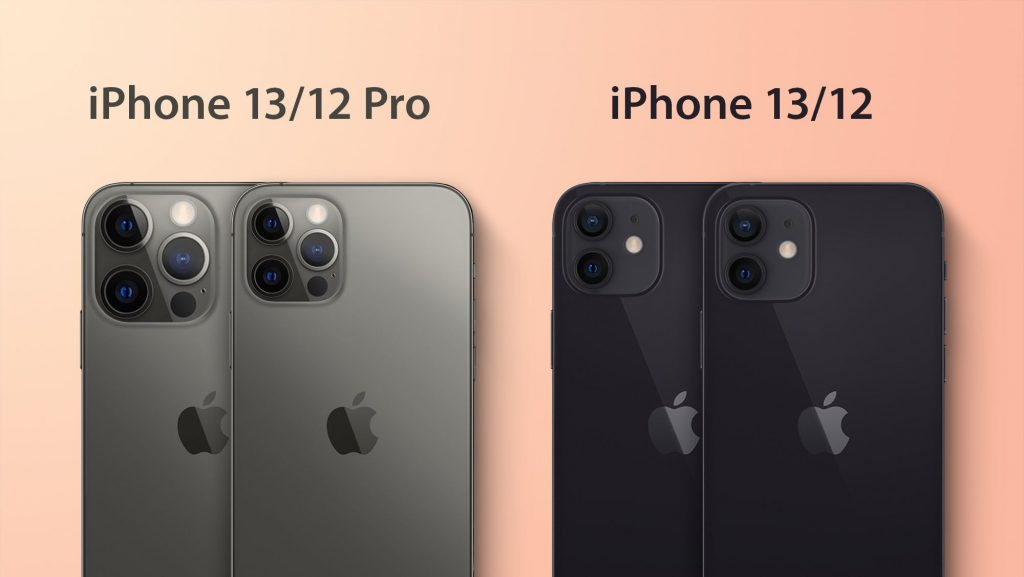 IPhone 13 models are slightly thicker and have larger camera protrusions
