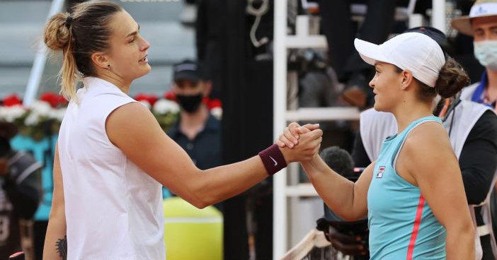 Barty expands its leadership, and Sabalenka takes third Tennisnet.com