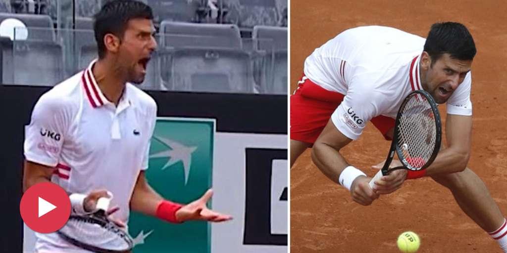 Novak Djokovic wasted judgment!