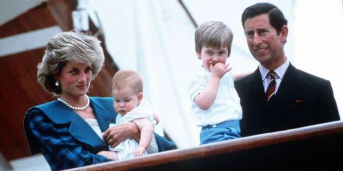 Lady Diana Prinze Harry