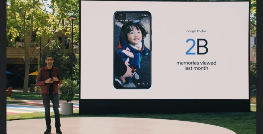 New features of Google Photos kicked off in I / O 2021