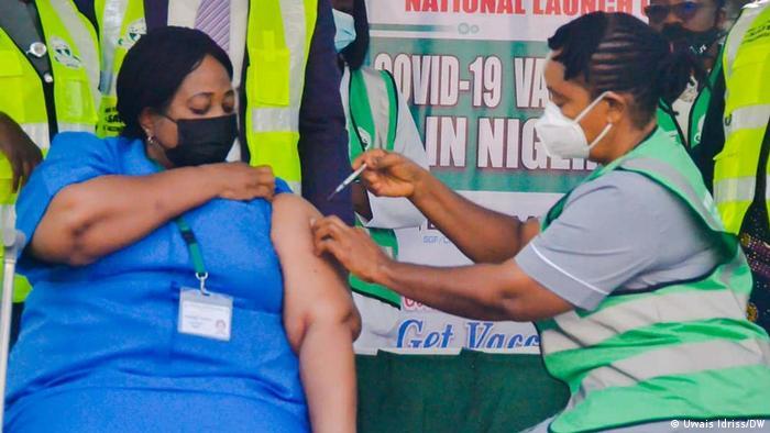 Nigeria Vaccination Against COVID-19 in Abuja |  Dr.  Iman Iragpai