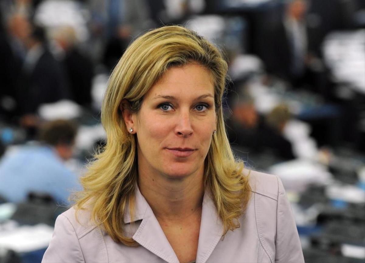 Doctorate canceled: Silvana Koch Meherin (FDP), former member of the European Parliament.