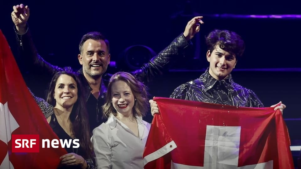 The 65th Eurovision Song Contest - High Swiss hopes for ESC Final - news