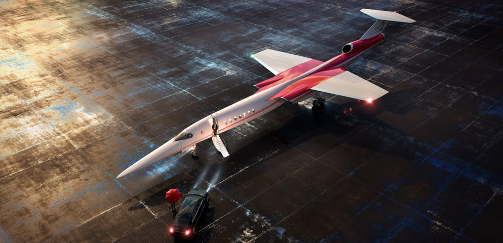 Shortage of money: Supersonic aircraft development company Aerion faces the end