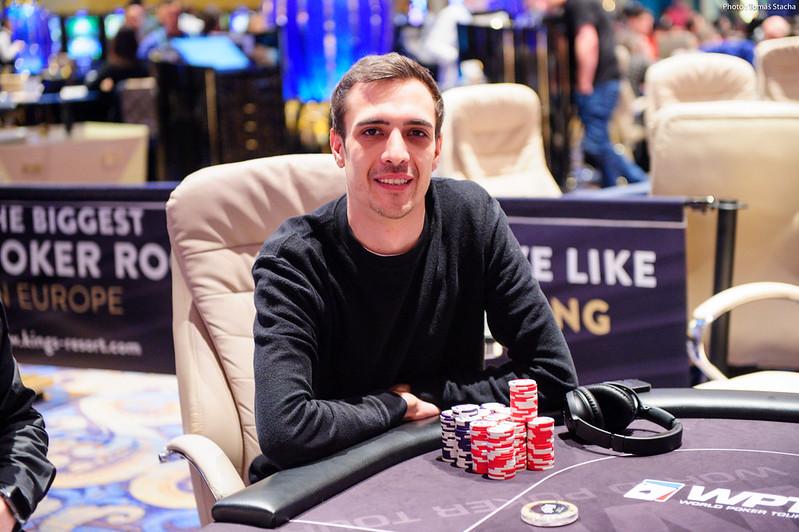 High Roller Club on PokerStars: Speranza in second place