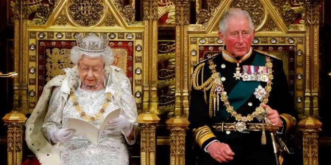 Prinze Charles Queen Elizabeth