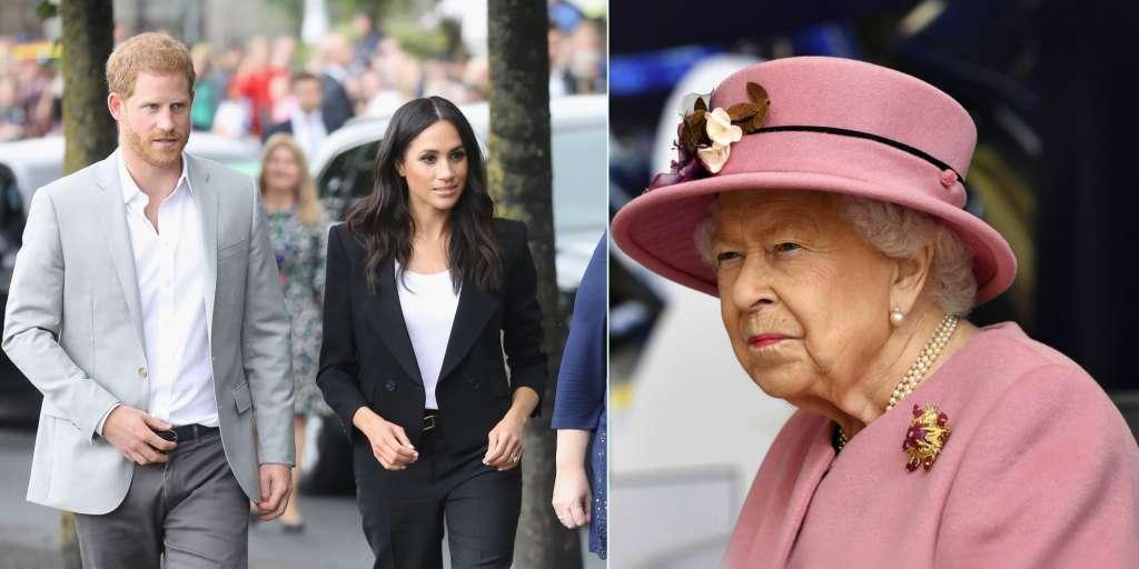 Queen Elizabeth loses patience with Prince Harry